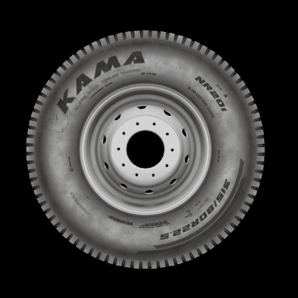 215/75R17.5 Кама NR 201 грузовые шины РОССИЯ